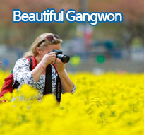 Beautiful gangwon