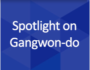 Spotlight on Gangwon-do